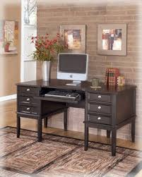 ashley furniture desks home office amazon com ashley furniture signature design carlyle home office