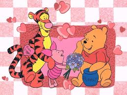 winnie the pooh valentines day wallpapers of pooh 63