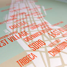 Manhattan Neighborhoods Map Manhattan Neighborhoods Map These Are Things Touch Of Modern