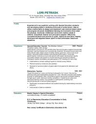 Kindergarten Teacher Resume Examples by Resume Examples 10 Pictures And Images Modern Detailed
