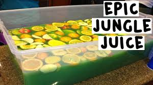 Cool Fruit Bowls by How To Make An Epic Green Jungle Juice Tipsy Bartender Youtube