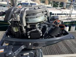 yamaha e8d 2 stroke enduro 8hp outboard engine for sale occ