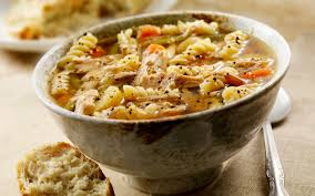 repurposing thanksgiving leftover turkey noodle soup