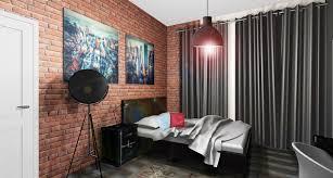 chambre ado industriel emejing chambre ado garcon style industriel contemporary matkin