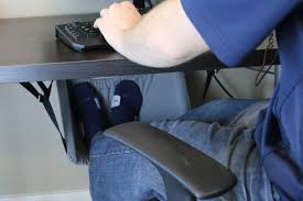 Foot Hammock For Desk by Foot Hammock