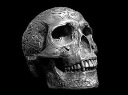 Celtic Skull - celtic skull by stocko on deviantart