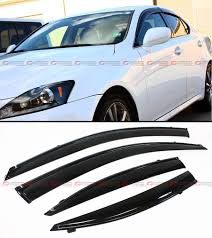 lexus is jdm amazon com 2006 2013 lexus is250 is350 is f slim vip style clip