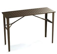 folding patio dining table bar height patio dining table magnificent 8 folding tables folding