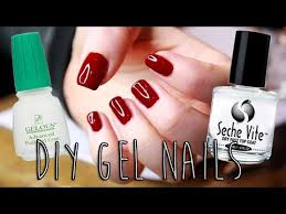 uv light at home diy gel nails no uv light easy affordable youtube beauty