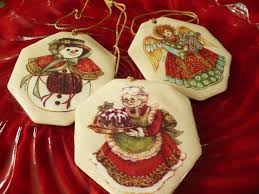 vintage scented avon ornaments then now