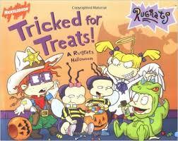 tricked treats rugrats halloween rugrats wiki fandom