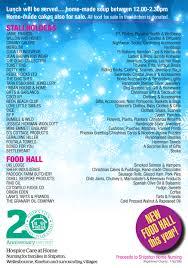 christmas gift fair on 15 november at 09 30