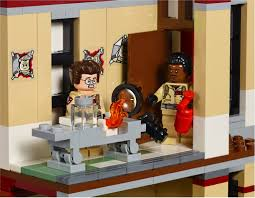 lego reveal their new ghostbusters hq with facebook page pictures