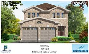 home building plans and prices harbour pointe phase 2 by batavia homes plans prices availability