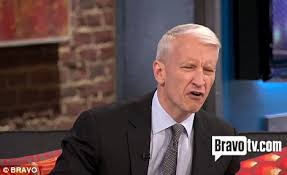 Anderson Cooper Meme - anderson cooper tells airline passenger trying to snap his photo b