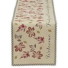 Bed Bath And Beyond Arboretum Table Runners Lace U0026 Linen Table Runners Bed Bath U0026 Beyond