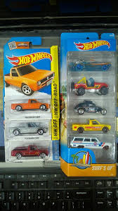 picked up a new 5 pack and now my vw caddy set is complete again