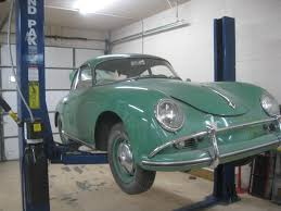 vintage porsche 356 1959 porsche 356a rear end rebuild and restoration u2013 part 1 u2013 the