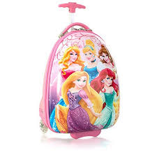amazon black friday luggage heys disney princess luggage case sparkle princesses disney http