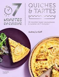 hachette cuisine quiches tartes by le goff on ibooks