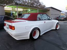 bmw 3 convertible for sale this 1987 bmw 325i convertible looks like a guppy