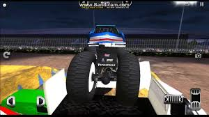bigfoot monster truck games having fun with bigfoot 5 monster truck destruction part 1