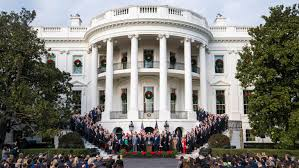 White House Flag Half Mast At A Glance The Key Claims In Michael Wolff U0027s Book On Donald