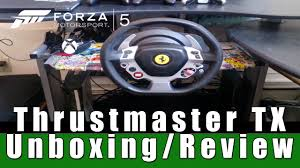 thrustmaster 458 review thrustmaster tx racing wheel 458 italia edition unboxing