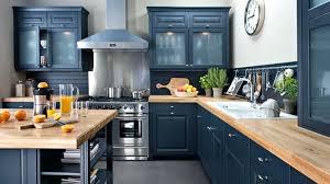 cuisine repeinte en noir cuisine repeinte en noir une bonne idace pour refaire sa cuisine pas