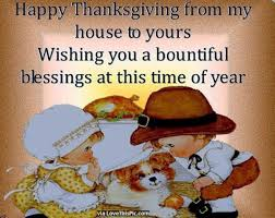 happy thanksgiving from my house to yours pictures photos and