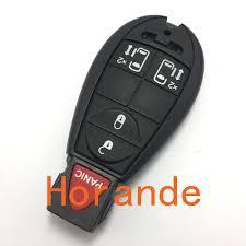 nissan almera key fob key blank for chrysler car key cover fob 4 1 button remote control