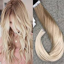 20 inch hair extensions shine 20 inch 20 pcs 50gram color 1b roots fading to 18
