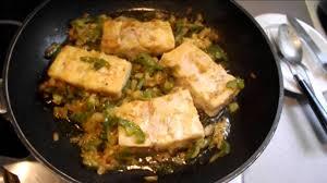 poisson au curry katija