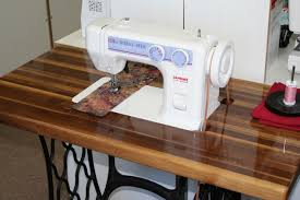 Sewing Machine With Table Our Custom Janome 712t Table Temecula Valley Sewing Center