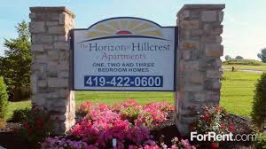 horizon at hillcrest apartments for rent in findlay oh forrent com