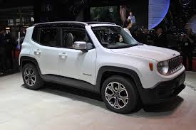 jeep renegade renegade jeep renegade is while fiat 500x will be more