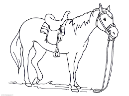 42 horse coloring pages print color craft horse coloring page