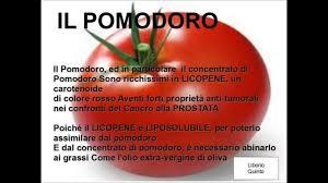 alimenti prostata gli alimenti anti tumorali
