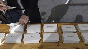 bureau de vote tours présidentielle qu est ce qui a motivé votre vote au premier tour