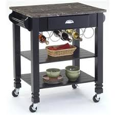 marble top kitchen island cart top kitchen island cart black color