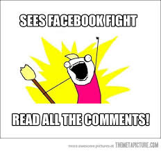 Meme Pictures For Facebook - facebook fight the meta picture