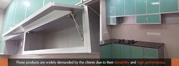 Aluminum Kitchen Cabinets Aluminium Works Johor Bahru Jb Renovation Skudai Johor Ken