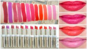 covergirl outlast lipstick lip swatches u0026 review beauty with