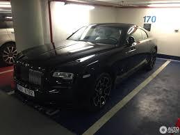 rolls royce wraith black badge 3 december 2016 autogespot