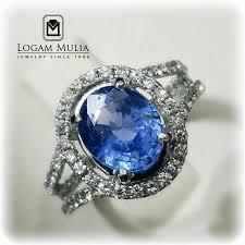 model cincin blue safir pencarian cincin berlian wanita di perhiasan batu safir