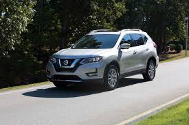 nissan rogue interior 2017 2017 nissan rogue first drive review gunning for 1