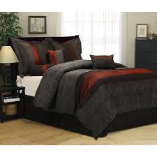 Black And White Bedroom Comforter Sets Interior Black And White Chevron And Polka Dot Bedding Craftsman