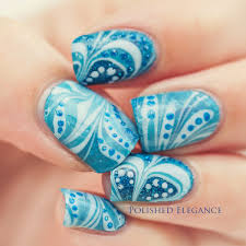 amber writes tips u0026 tricks for water marble nail art