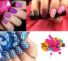 windows nail vinyl stickers stencils nail art stencils the art wall