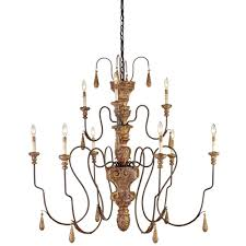 Chandelier Company Currey Company Lighting Mansion Chandelier Medium 9324